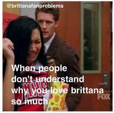 #NayaRivera #Brittana #Glee