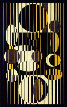 Victor Vasarely- Iaca, 1955-7.