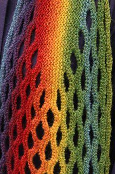 15 Best Big Holes, Little Holes images | Knitting kits ...