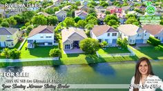 Absolutely gorgeous lakefront home in Riviera Isles Miramar with 4 bedrooms, updated kitchen, ss appliances and more. See: http://greenrealtyproperties.com/profiles/blogs/lakefront-home-in-riviera-isles-miramar-for-sale .For sale by Patty Da Silva  of Green Realty Properties. Call 954.667.7253