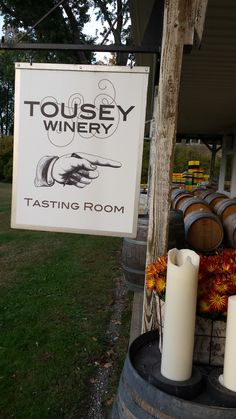 Tousey Winery, Germantown NY