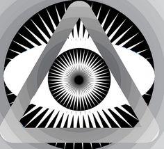 Trinity or the Eye of good Gravity Falls Bill, Mandala, Home Appliances, Eye, House, Ideas, House Appliances, Home, Appliances
