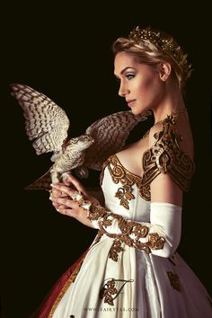 Lady Of The Winged Ones