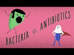 A TED-Ed Animation Explaining How Bacteria Have Built Up a Resistance to Antibiotics