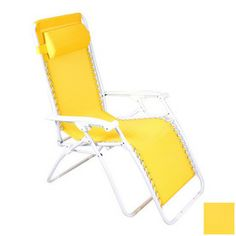 H ll sun lounger cushion ikea reversible two sides to for Adams mfg corp white reclining chaise lounge