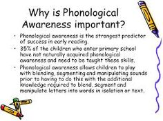 Reading Foundations: The Importance of Phonemic Awareness
