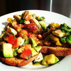 Cait's Summertime Gluten Free Bruschetta – Udi's New Face of Gluten Free Winner