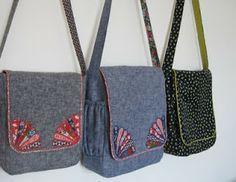 Flossie Teacakes: The Bloomsbury Bag Pattern