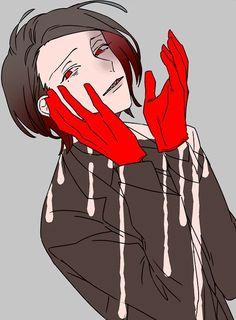 Nimura Juuzou Suzuya, Tsukiyama, Ayato, Kaneki, Tokyo Ghoul Furuta, Nimura Furuta, Saiko Yonebayashi, Yandere Boy, Deadman Wonderland