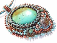 Bias for Turquoise (Customer Design) - Lima Beads