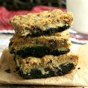 http://www.adishofdailylife.com/2015/06/oreo-chocolate-chip-cheesecake-cookie-bars/