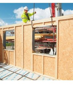 UKTFA working with English Housebuilders Building Structure, Loft, Construction, English, Architecture, News, House, Home Decor, Building