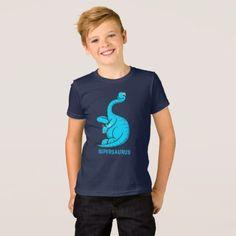 #Supersaurus T-Shirt - #dino #shirts