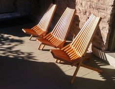 Outdoor Furniture, Recessed Hardware, Patio Chair, Adirondack Chair, Accent Chair, Camping, Folding Patio Chair