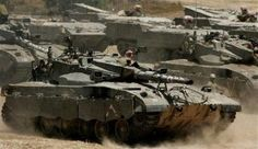 Israel prepares for short, intense war to deliver 'knock-out blow' to Hizbullah...DEC 18, 2013