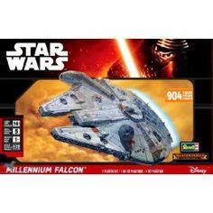 Maquette 1/72 - Faucon Millenium STAR WARS - REVELL