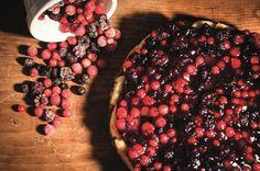 #Cheesecake ai frutti di bosco, ma #senzalatte #senzalattosio. Non ve ne accorgerete nemmeno!