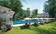 Swimming Pool At 5 Star Hotel Lone Pine This S Address Is 97 Batu Ferringhi Penang 11100 And Have 90 Rooms