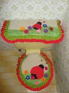 pin di suhail archana su baños | pinterest - Juegos De Bano De Fieltro Para Primavera