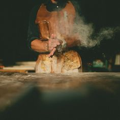 hard working hands . dust . azure furniture