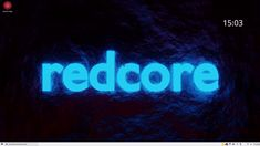 """Redcore Linux Hardened 2004 """"Neptune"""" - real PC - pentruprieteni.com Linux, Science And Technology, Neon Signs, Linux Kernel"""