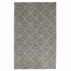 Jeff Lewis Spencer Grey 8 ft. x 10 ft. Area Rug-497750 - The Home Depot$397