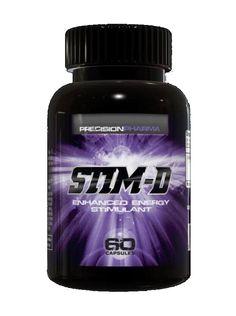 Precision Pharma Stim-D 60 Kapseln