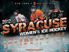 Syracuse women's ice hockey team looks to excel in the CHA Tournament this year