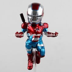Wholesale PVC The Avenger Alliance 2 Iron-Man Action Figure, View captain America, donnatoyfirm Product Details from Guangzhou Donna Fashion Accessory Co., Ltd. on Alibaba.com