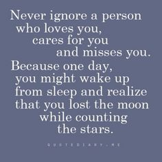 Your star will always shine and I'll always look up and ToU - but always and forever from afar.