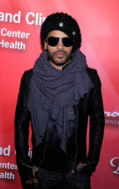 11 Times Lenny Kravitz s Accessories Were Cooler Than Yours   HuffPost Life c5ada9727d