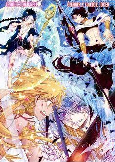 Labyrinth of Magic. MAGI 259 página 1 (Cargar imágenes: 10) - Leer Manga en Español gratis en NineManga.com