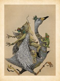 KOOO Fantasy Words, New Fantasy, Frog And Toad, Frogs, Penguin, Cool Art, Abstract Art, Artsy, Cool Stuff