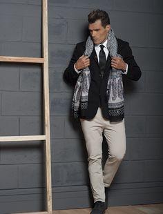 #menstorecollection #colección #hombre #catalogo #ETAFASHION #ropahombre #men #fuolard #camisa #corbata #pantalón #correa #zapatos