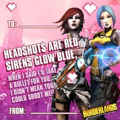 Borderlands Valentines 9