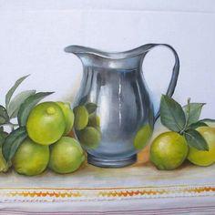Resultado de imagen para pinterest tutoriales de bodegones pintados