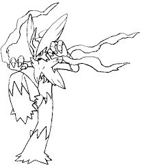 Pokemon Coloring Pages Mega Blaziken Free Online Printable Sheets For Kids Get The Latest Images