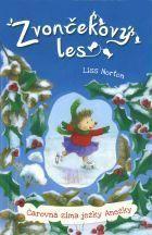 Zvončekový les - čarovná zima ježky anežky,