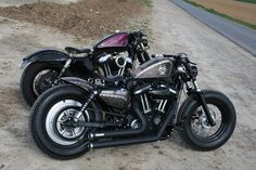 Forty 48 harley