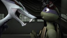 Everyone is on the hunt for Karai and two classic villains are reborn to modern day. Did you enjoy this thrilling episode? #TMNT #NinjaTurtles #Nickelodeon #NickTurtles #SerpentHunt