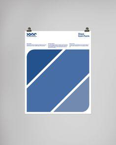 Dope, Geometry Collection by Sabri Akin, via Behance