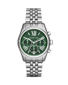 Michael Kors Lexington Chronograph Watch, 38mm