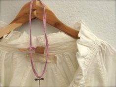 KIT Hand Made Necklace KIT/  Sampler Contemporary Art by MOMOlike, 27.00