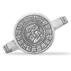 Mayan Calendar Cuff Bracelet #Cuff