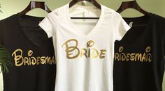 Hey, I found this really awesome Etsy listing at https://www.etsy.com/listing/273935832/disney-bride-shirt-gold-bachelorette