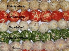 Yummy Appetizers, Party Snacks, Finger Foods, Baked Potato, Ham, Party Time, Sushi, Food And Drink, Vegetarian
