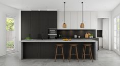 Discover examples of Dan Kitchens projects including Modern Kitchen Designs in Sydney and get inspired for a new Luxury Kitchen Renovation of your own. Luxury Kitchen Design, Best Kitchen Designs, Layout Design, New Kitchen, Kitchen Decor, Ikea, Trendy Home Decor, Kitchen Furniture, Cool Kitchens