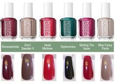 Essie Nail Polish on Pinterest | Essie, Resorts and Summer Beach Outfits