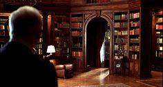 "Library from the movie ""Meet Joe Black"" No. 2"