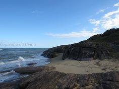 Praia de Ubu - Anchieta - ES, Brasil